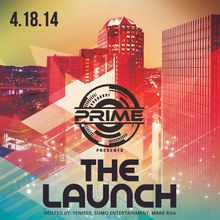 The Launch featuring Tag team DJ set by Mikey Tan & Kepik
