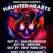 Desert Hearts presents... Haunted Hearts San Francisco
