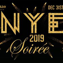 NYE Soirée - $20 single | $35 Couple | Best deal $75 Group of 5 (limited)
