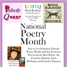 Perfectly Queer: National Poetry Month