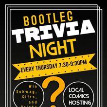 Thursday Night Pub Trivia