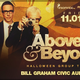 Above & Beyond: Halloween Group Therapy
