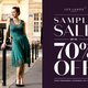 Sample Sale at Les Lunes Corte Madera - Up to 70% Off!
