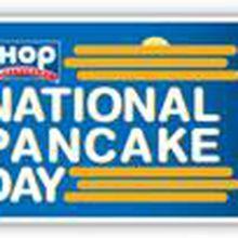 National Pancake Day–Free Pancakes from IHOP