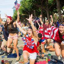 Watch the World Cup on a Massive Outdoor Screen in San Francisco - Free