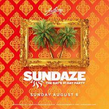 Sundaze SF 08/13/17
