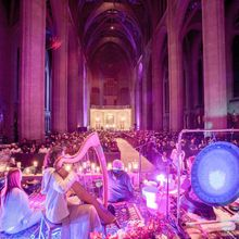 The Sound Healing Symphony At Grace Cathedral: June Edition