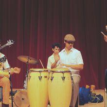 Yerba Buena Gardens Festival Presents Afro-Cuban Ensemble of SFSU