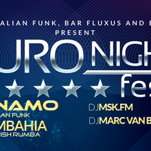 Euro Night Fest - Winter Edition