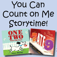 You Can Count on Me Storytime in Mountain View