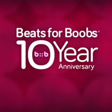 10th annual Beats for Boobs