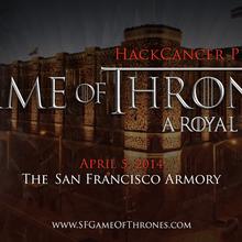 HackCancer Presents: Game of Thrones - A Royal Affair
