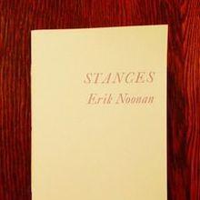 Erik Noonan's Stances