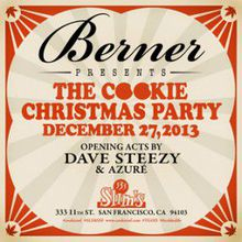 The Cookie Christmas Party