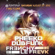 Pheeko Dubfunk, French Le Freak