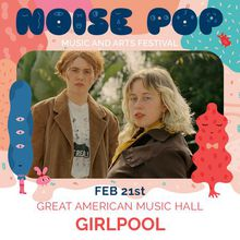 Live music: Girlpool