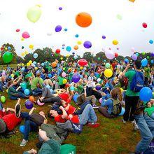 Balloon Flashmob