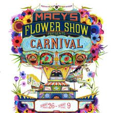 Macy's Flower Show presents Carnival
