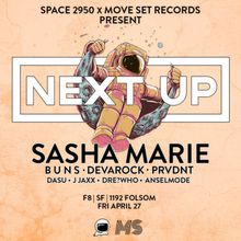 Next Up w/ Soulection's Sasha Marie