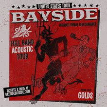 Bayside (acoustic) @ GAMH plus Special Guests
