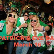 St. Patrick's Eve Singles Dance Party