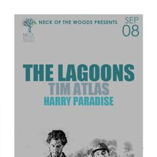 THE LAGOONS, Tim Atlas, Harry Paradise