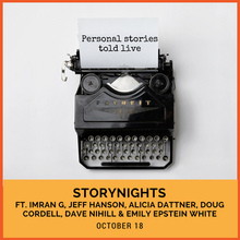 StoryNights, Storytelling Series