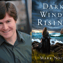 MARK NOCE at the Burlingame Library