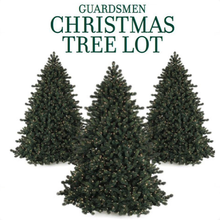 The Guardsmen Holiday Tree Lot