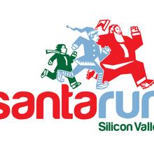 Santa Run Silicon Valley
