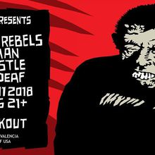 Dead River Rebels, Schlotman, Tango Hustle, Doctor Deaf at K.O.