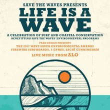 Life Is A Wave 2017