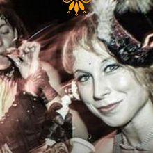Burlesque Electro Swing Speakeasy (Bands Bourbon Burlesque)