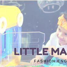 Little Makers Fashion Engineering - 4 Sessions