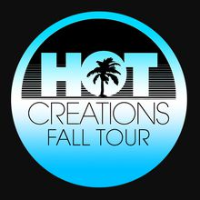 HOT CREATIONS NIGHT w/ PATRICK TOPPING + NATHAN BARATO