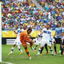 ITALY vs. URUGUAY 2014 World Cup