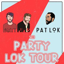 PARTY PUPILS + PAT LOK at 1015 FOLSOM