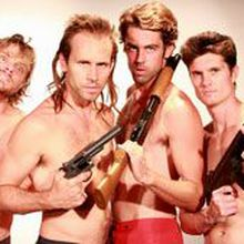 Point Break Live!The  Smash Hit, Full-Immersion Stage Production