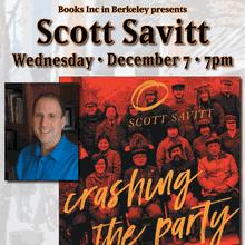 SCOTT SAVITT at Books Inc. Berkeley