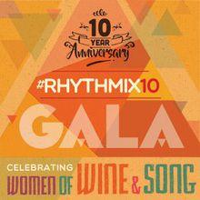 Rhythmix 10 Gala