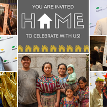 Home For A Home Third Annual Fundraising Party