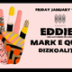 Eddie C | Mark E Quark | Dizkoalition