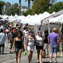 Millbrae Art & Wine Festival