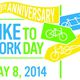 Bike To Work Day - 20th Anniversary