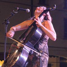 Dirty Cello at the Sonoma Speakeasy