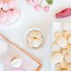Alice's Table - Blooms & Macarons