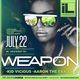 Infusion Tuesdays | DJ Weapon