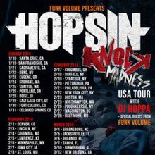 Hopsin's Knock Madness Tour