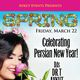 Spring Party / Celebrating Persian New YEAR!