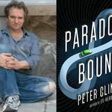 PETER CLINES at Books Inc. Mountain View